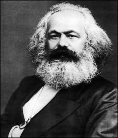 Karl Marx photo Wikimedia Commons/Creative Commons