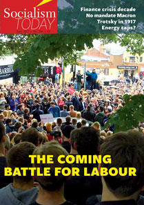 Socialism Today issue 209