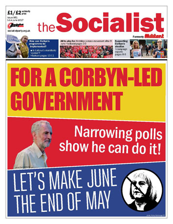 The Socialist issue 951