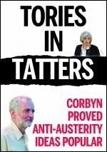 Tories in tatters meme
