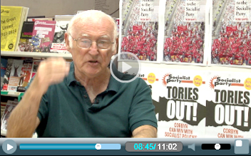 Peter Taaffe post general election 2017