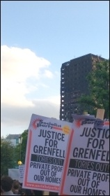 Grenfell Tower, photo by James Ivens
