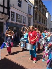 Canterbury Pride 17 June 2017 photo Delia Hazrati