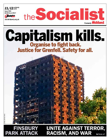 The Socialist issue 953