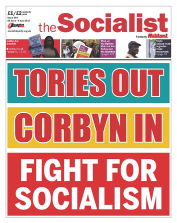 The Socialist issue 954