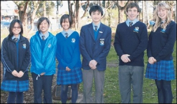 Schools have been forcing students to wear intolerable uniforms in high temperatures