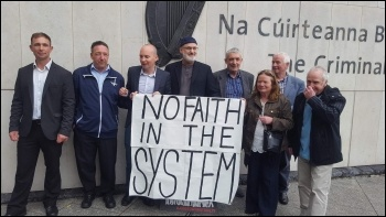 jobstown, photo SP Ireland