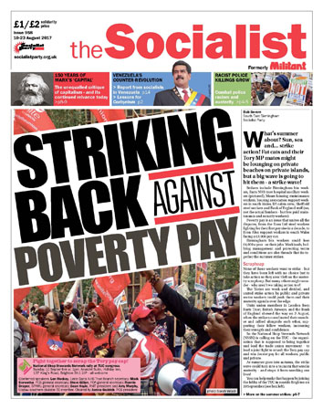 The Socialist issue 958