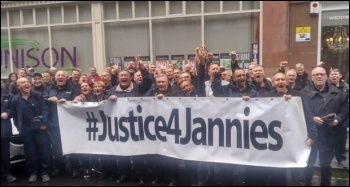 Glasgow 'jannies' have won their strike campaign for jobs and pay