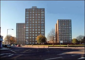 Ledbury Estate, south London, photo Philip Talmage/CC