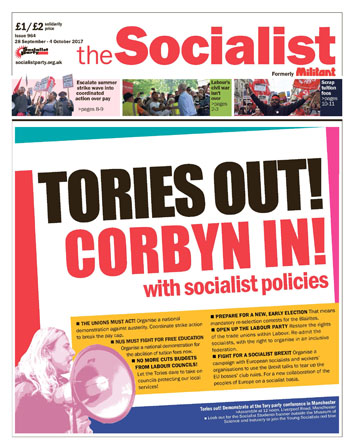 The Socialist issue 964