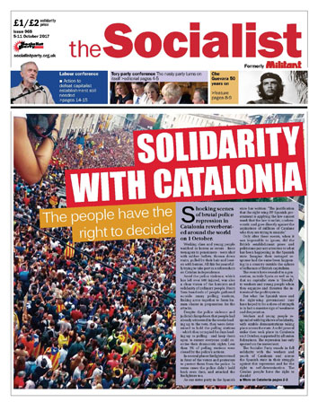 The Socialist issue 965