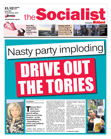 The Socialist issue 966