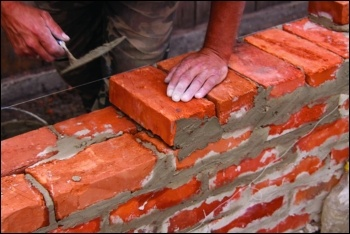 Bricks Building Housing, photo Scott Lewis/CC, photo Scott Lewis/CC
