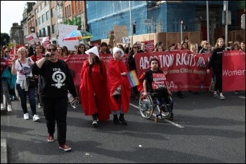 Ireland: Fighting to win the right to choose, photo delightmediagroup