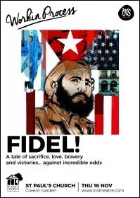 Fidel Castro play