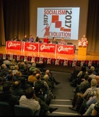 Last year's Socialism 2017 main rally