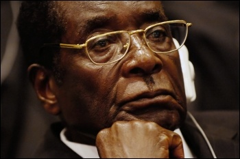 Robert Mugabe photo Jeremy Lock/CC, photo Jeremy Lock/CC