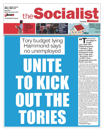 The Socialist issue 972