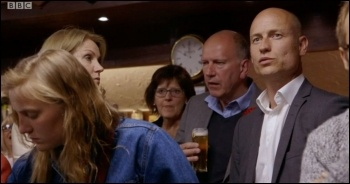 Awkward: Blairite Stephen Kinnock, still from The Summer That Changed Everything/BBC