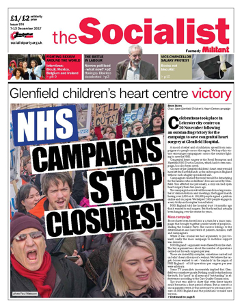 The Socialist issue 974