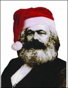 Santa Karl Marx