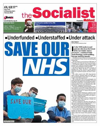The Socialist issue 975