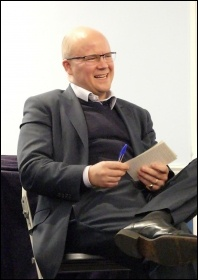 Toby Young dismissed years of reactionary public statements as merely 'sophomoric' and 'politically incorrect', photo by Raj Curry (CC)