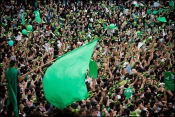 Iran's 2009 'Green Revolution'