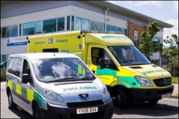 photo EMAS NHS Trust (CC)