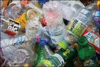 The world's oceans are choked with plastic waste, but capitalism is not manufacturing alternatives