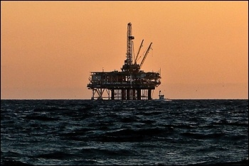 Workers decommissioning a BP oil rig got just £2.70 an hour