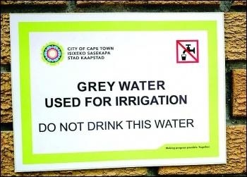 Cape Town drought, photo Axxter99/CC
