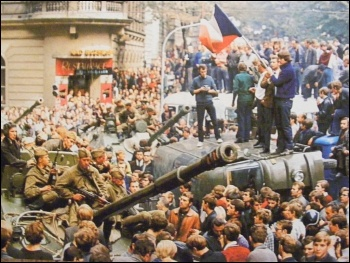 Prague Spring 1968, photo John W Schulze/CC