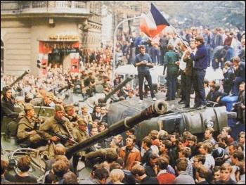 Prague Spring 1968, photo John W Schulze/CC