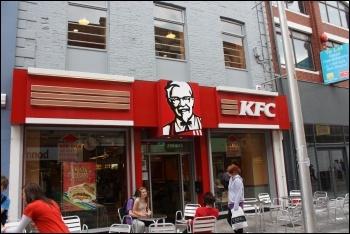 KFC, photo ardfern/CC