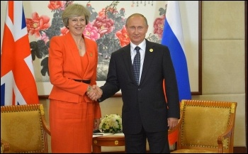 May's mate Vladimir Putin, photo kremlin.ru/CC