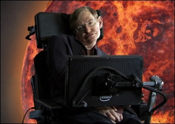 Stephen Hawking, photo Lwp Kommunikacio/CC