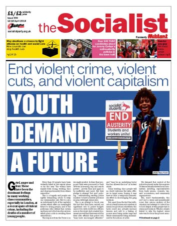 The Socialist issue 990