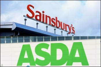 Asda-Sainsbury's merger
