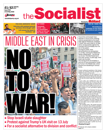 The Socialist issue 995