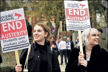 Students need a leadership that will fight fees and austerity