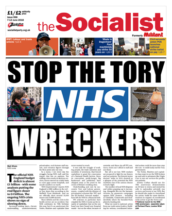 The Socialist issue 998