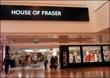 House of Fraser, photo Simeon87/CC