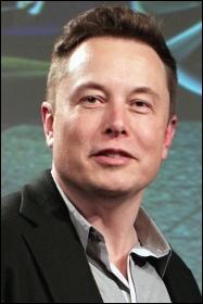 Space capitalist Elon Musk, photo by Steve Jurvetson/CC
