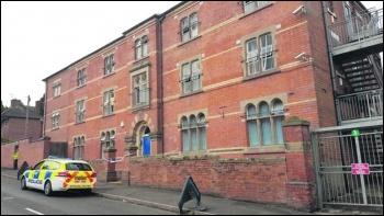 Probation hostel, photo BBC/CC