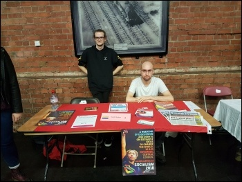 Lincoln Freshers Fair 2018
