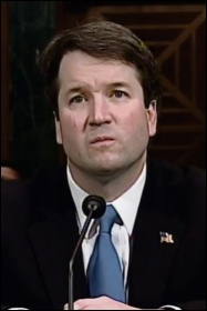 Sexist, anti-worker bully Brett Kavanaugh