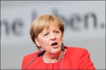 Regional elections show the decline of the Bavarian counterpart of Chancellor Angela Merkel's Christian-Democrat CDU party, photo Sven Mandel/CC