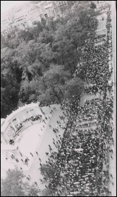 Student demonstration, 27 August 1968, photo Marcellii Perello/CC